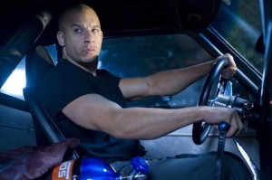 Vin Diesel in Fast Five