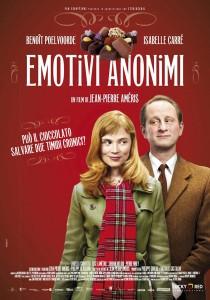 locandina del film Emotivi Anonimi