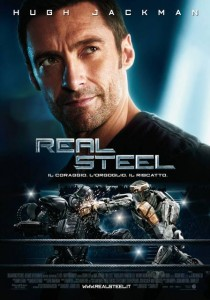 Il poster di Real Steel