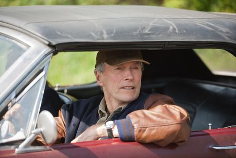 Clint Eastwood in Di Nuovo in Gioco