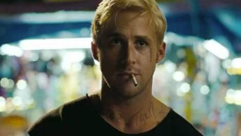 Ryan Gosling in COME UN TUONO