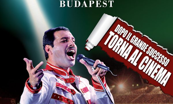 Queen – Hungarian Rhapsody