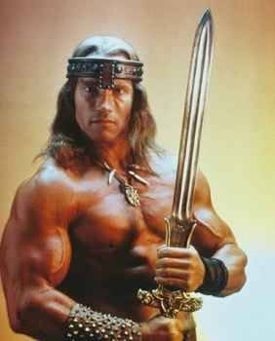 Conan – The Barbarian