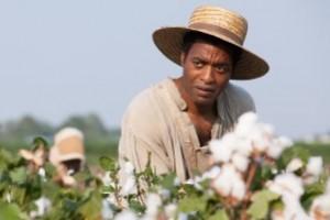 un frame dal film: 12 anni schiavo