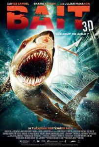 Locandina originale di Shark 3D