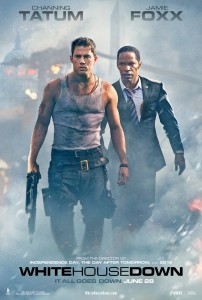 Poster originale di Sotto Assedio – White House Down