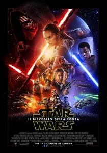 Star Wars VII - il poster