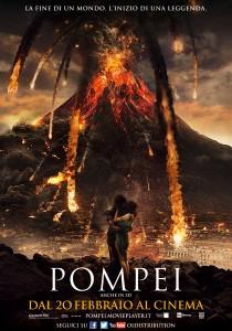 Pompei - La locandina