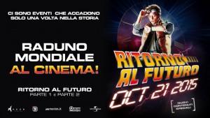 Ritorno al futuro DAY - 21/10/2015