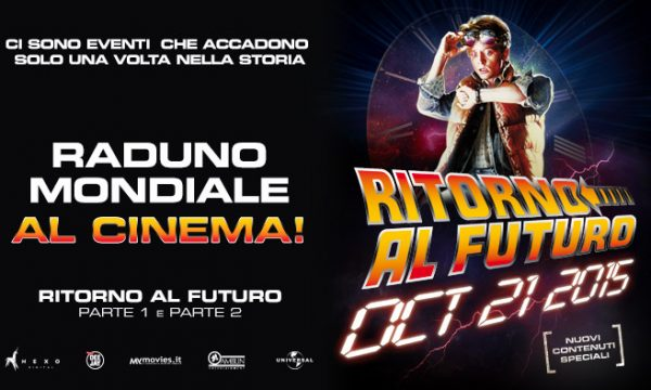 RITORNO AL FUTURO DAY – Grande successo!