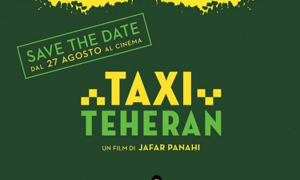 Taxi Teheran di Jafar Panahi