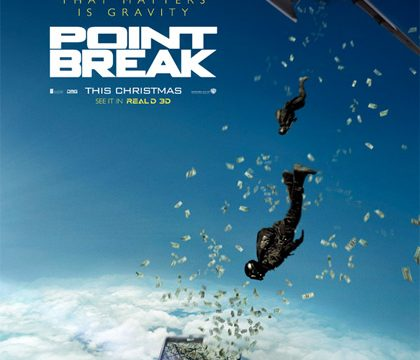 Anticipazioni: arriverà il remake di Point Break