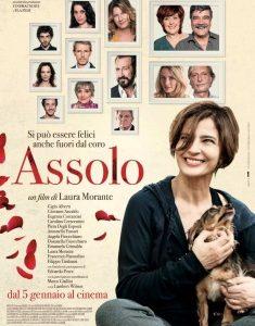 Assolo (di Laura Morante) dal 5 gennaio al cinema