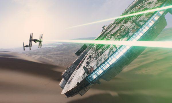 Meno 4 a Star Wars