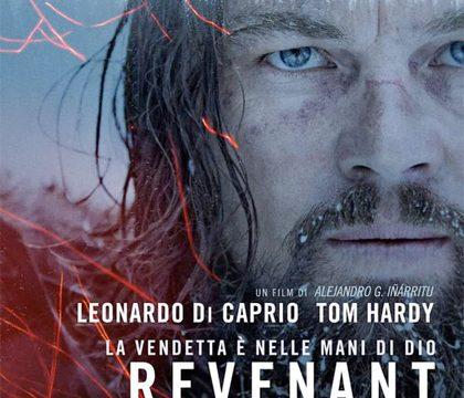 I grandi film del 2016: Revenant – Redivivo