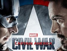 Captain America dal 4 Maggio torna in sala!