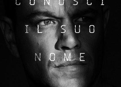 Matt Damon sarà di nuovo JASON BOURNE