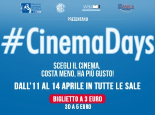 Cinema Days 2016