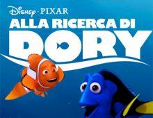 Alla ricerca di Dory – discreto esordio