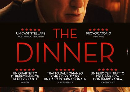 The Dinner – da oggi al cinema