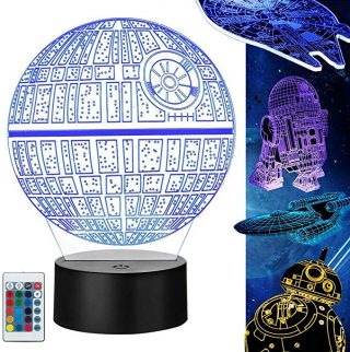 Luce notturna Star Wars